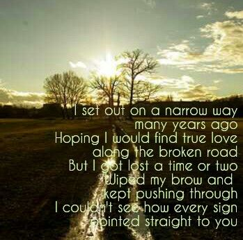 bless the broken road Watch miscellaneous video clips from cmt facebook twitter email bless the broken road bless the broken road 12/16/2014 faq/help cmt app cmt one country jobs terms of use privacy policy copyright closed captioning partners ad choices facebook twitter.