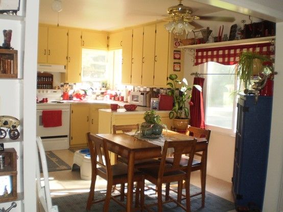 yellow cabinets my painted kitchen pinterest