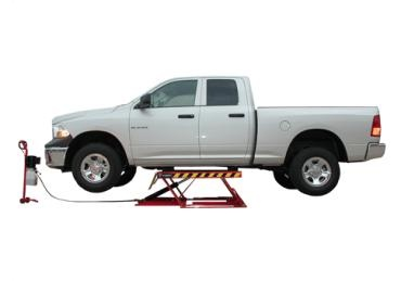 The Weaver Lift model   W-6PLR Portable Low-Rise Lift is perfect for providing quick tire and wheels-free service for most cars and light trucks.