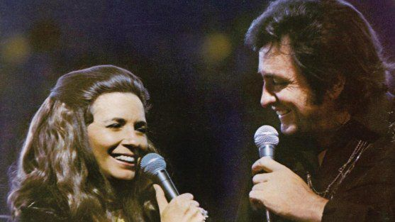 June carter and johnny cash entertainment things i for Pictures of johnny cash and june carter