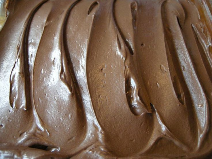 Creamy Chocolate Frosting | Recipe