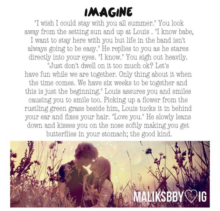 One Direction Louis Tomlinson Imagines