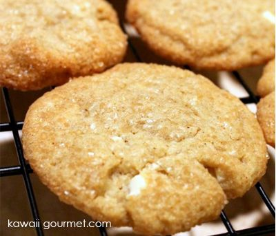 chai latte cookies | Cakes, Cookies and Sweets | Pinterest
