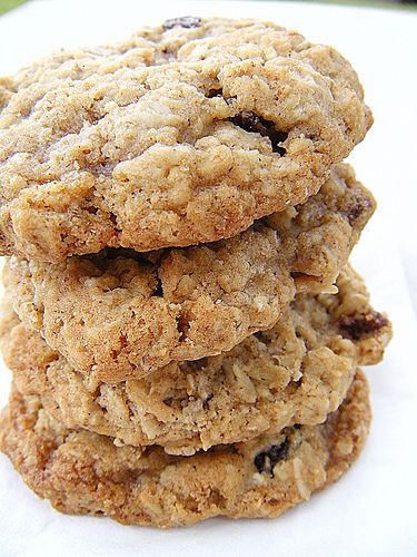 quaker oatmeal raisin cookies-I love making these and playing around ...