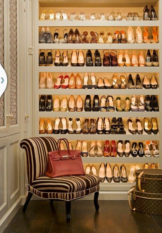 Nice Shoe Rack Bedroom Designs Pinterest