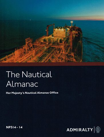 The Nautical Almanac: Her Majesty's Nautical Almanac Office