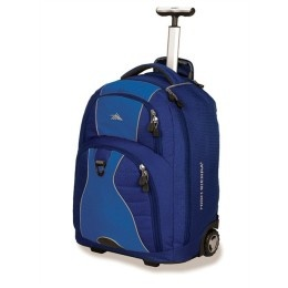 High Sierra rolling backpack for heavy books and lugging around school ...
