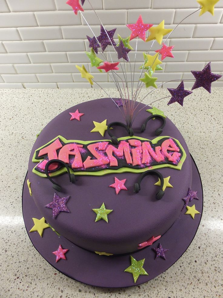 Dance Party Cake Images : Street Dance 16th Birthday cake Stacey s Cakes Pinterest
