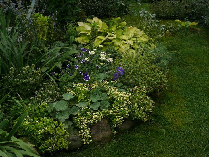 Shade garden plans photograph shade garden design for Shade garden designs