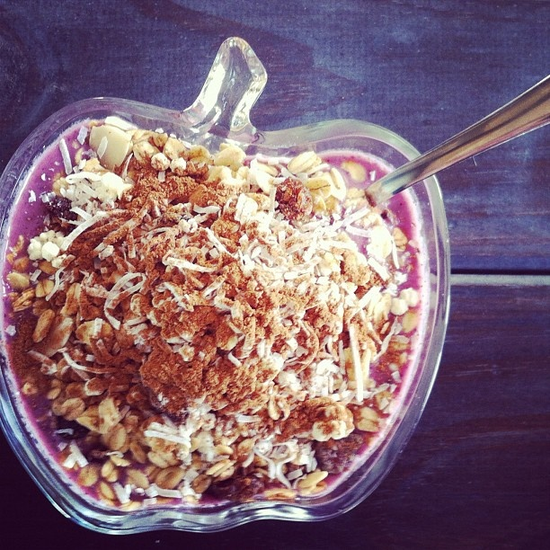 acai + coconut + cinnamon + granola | Restless for Breakfast | Pinter ...