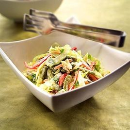 Green Bean Coleslaw | Salads | Pinterest