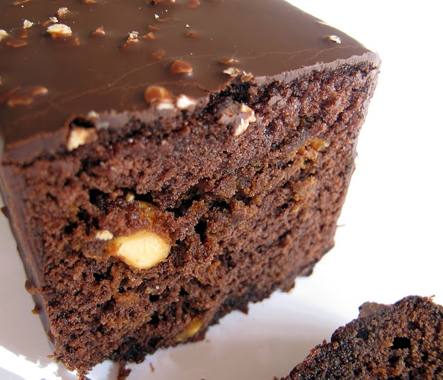 Cake Chocolat De Pierre Herme