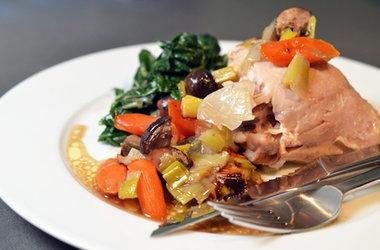 Easiest Roast Chicken Ever — Punchfork | Favourite Recipes ...