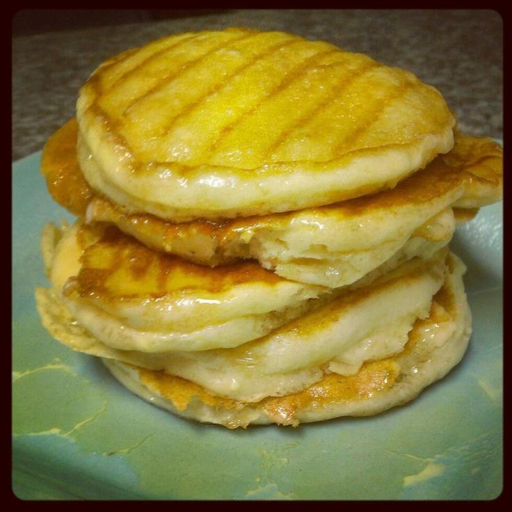 Sunday Morning pancakes! | DELISHH | Pinterest