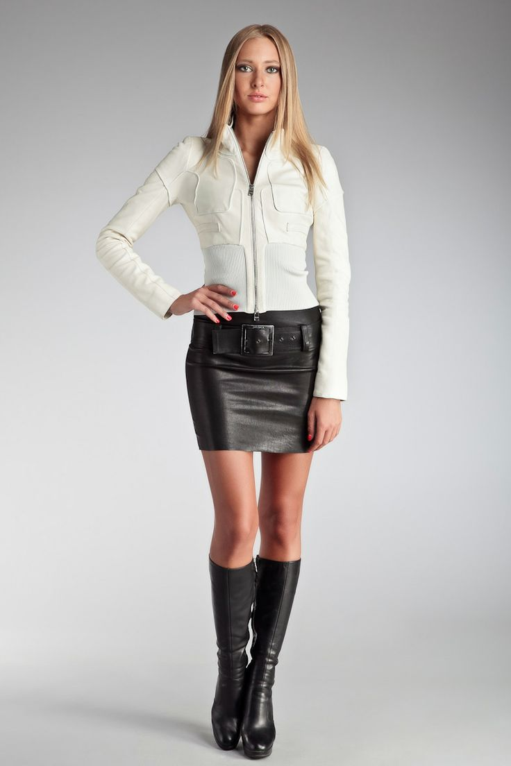 Leather Clothing for Women 0048
