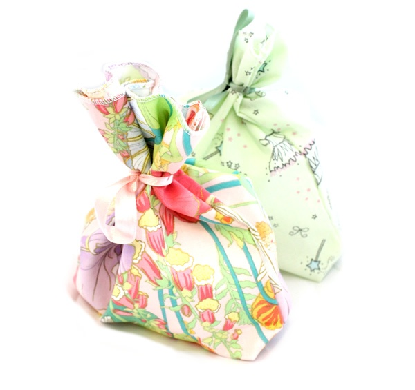 Fabric party bags @Imogen MacDonald