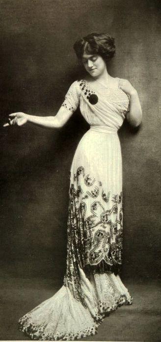 Les Modes 1909
