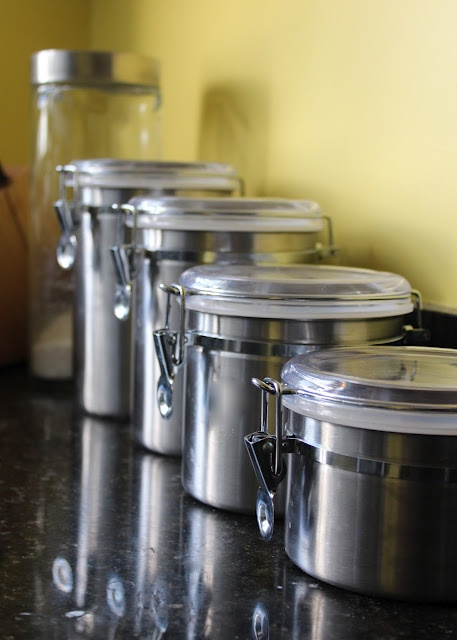 Kitchen Storage Target Canisters Pixels And Pumps Pinterest
