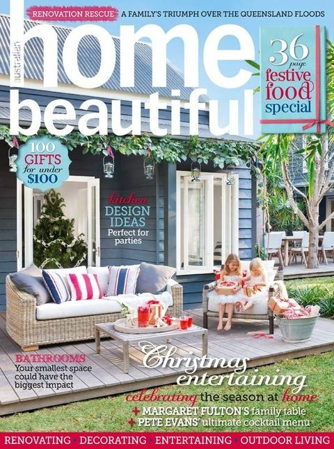 Home Beautiful Magazine December Issue