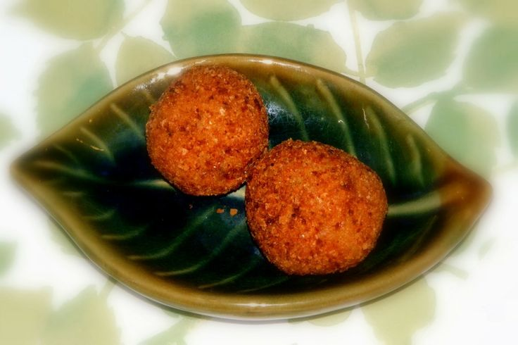 Arancini - Italian Street Food Or Elegant Appetizer? You Decide Recipe ...