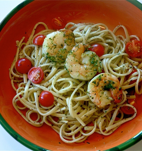 Fresh Basil Pesto Recipe #Pescatarian | Food | Pinterest