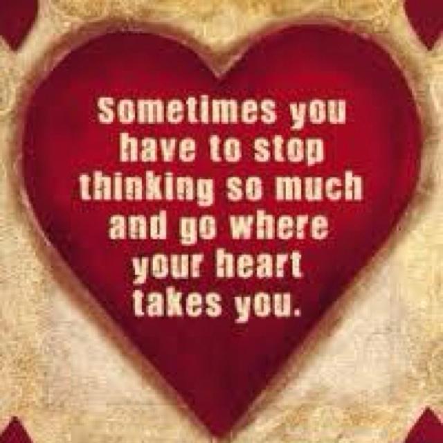 Citaten James Joyce : Follow your heart beautiful sayings pinterest