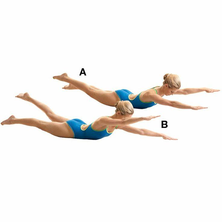 Swimming Exercises Fitnessing Pinterest