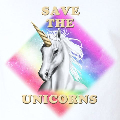 Protect the unicorn from her pussy