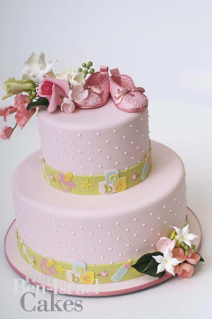 Living room decorating ideas elegant baby shower cakes - Elegant baby shower ...