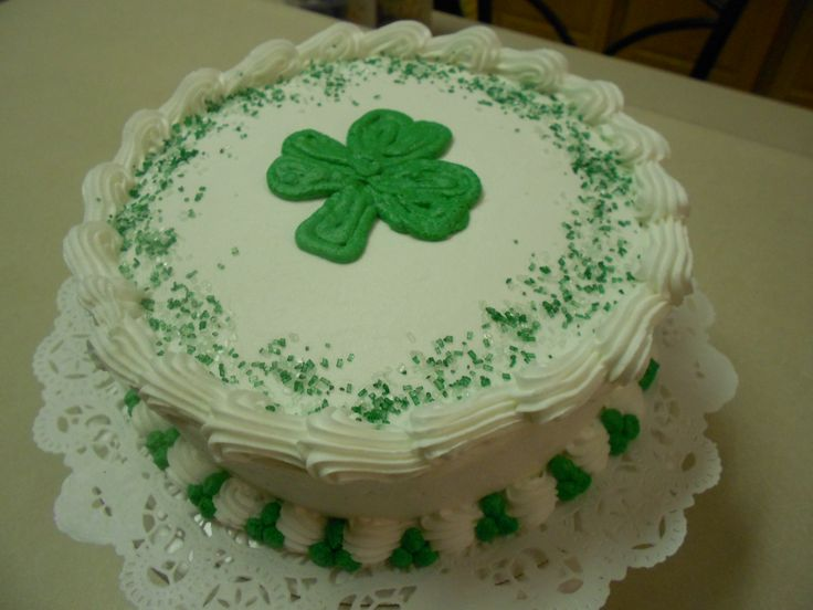 Cake Designs By Patty : St. Patty s day - St. Patty s day cake. Holiday, St ...