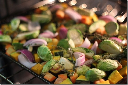 More like this: honey roasted , roasted vegetables and honey .