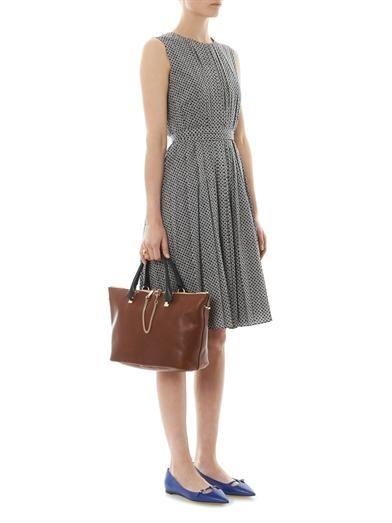 S max mara basco dress