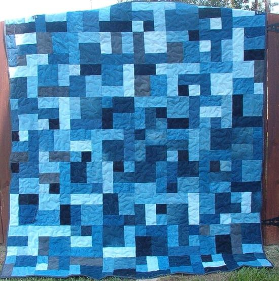 Quilt Patterns Using Squares And Rectangles : squares and rectangles. quilts I like Pinterest