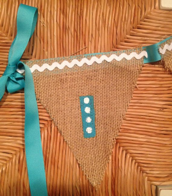 hand made burlap baby shower banner it 39 s a by poniesandpearls352 15