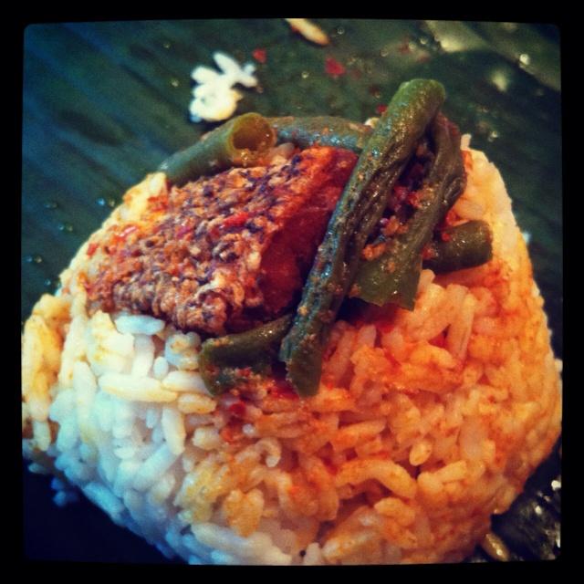 Nasi Ulam (Malaysian Mixed Herb Rice) Recipes — Dishmaps