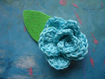 Crochet Roses | Crochet Rosebuds | Free Craft Project
