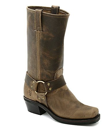 Innovative Frye Womens Harness 12R Boots  Sheshoes