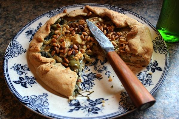 rustic pie | Food | Pinterest