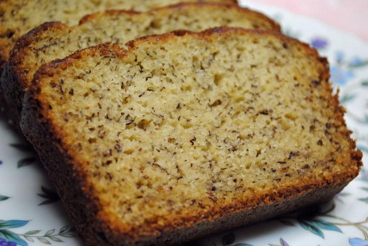 Sour Cream Banana Bread | Ready Bready GO! | Pinterest