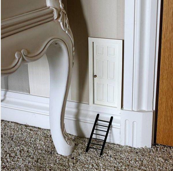Secret Passage Door Decals Home Decor Pinterest