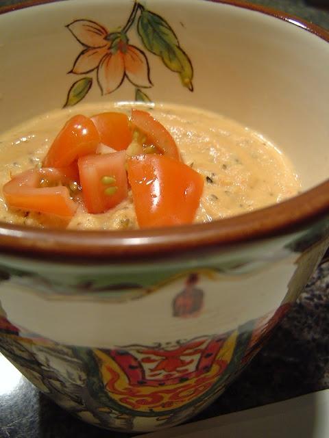 Cashew Cream Tomato Soup | Totally vegan | Pinterest