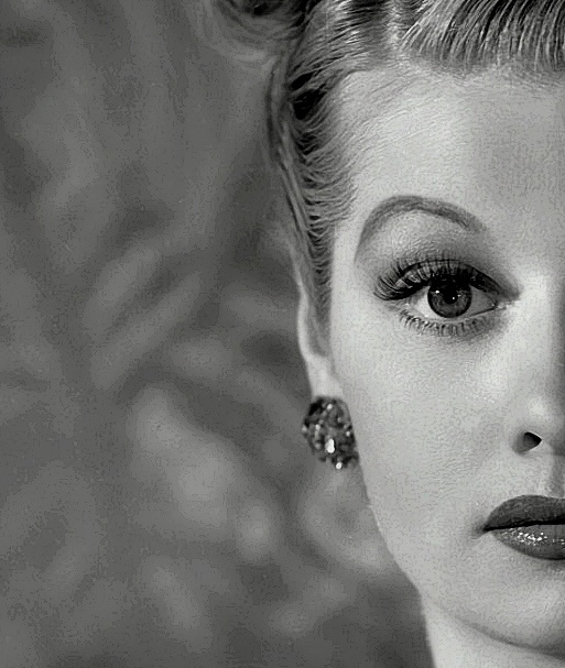 Lucille Ball. beautiful.