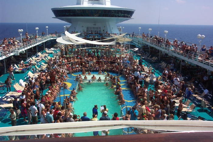 royal caribbean cruise 4th of july