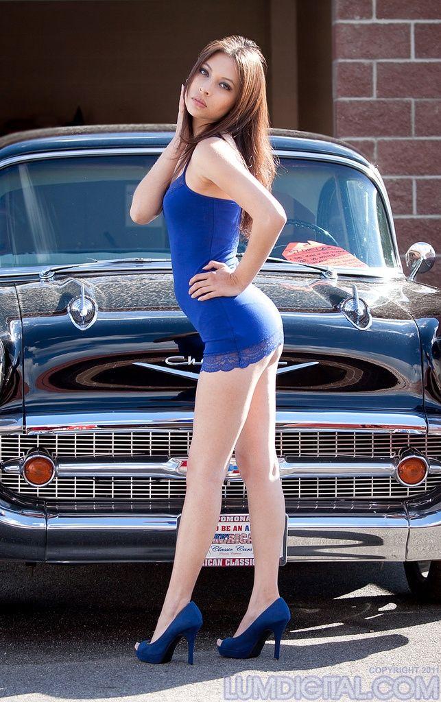 57 chevy cars amp girls pinterest