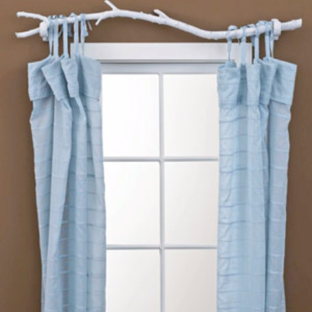 Shower Curtains Cabin Decor Split Curtain Rod