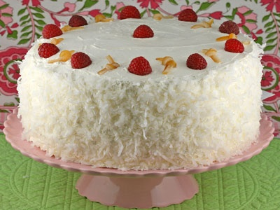 Dorie's Perfect Party Cake | pasteles de diferentes | Pinterest