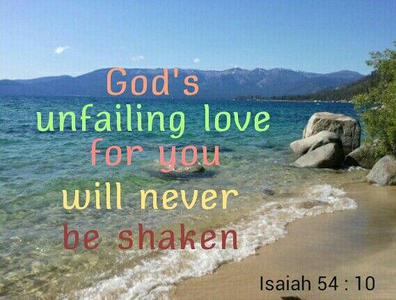 Unfailing Love | God's... Gods Unfailing Love