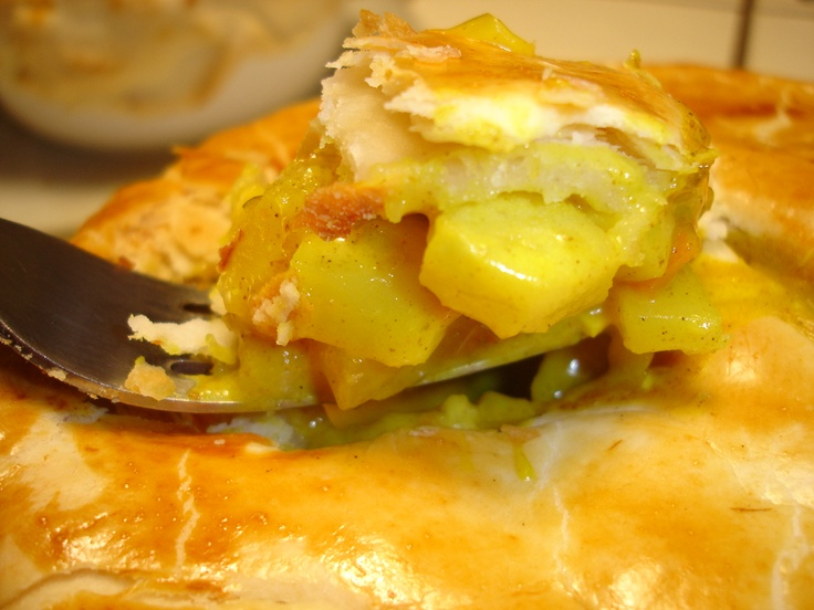 Curried Chicken Pot Pie 011   Dinner with Jonny   Pinterest