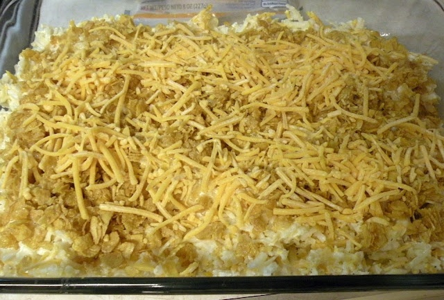 Hash Brown Casserole. WANT.