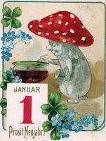 Happy New Year to all you Fungus Fiends!! What do Magic Mushrooms have ...